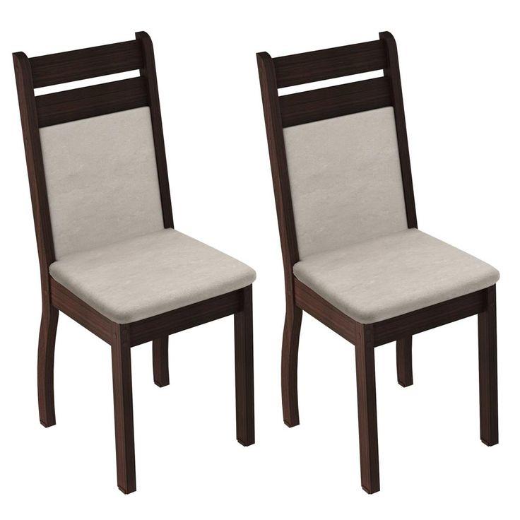 Kit Cadeiras Sala De Jantar ~ 17 melhores ideias sobre Cadeiras Estofadas no Pinterest  Cadeiras de