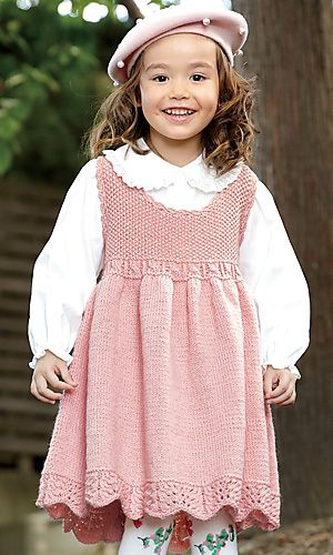 Ravelry: Shine Merino Dress pattern by Pierrot (Gosyo Co., Ltd)