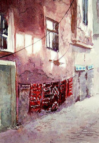 Sunlight on an Old Wall | Mineke Reinders