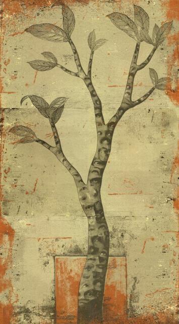 """""""Minä näen"""" (""""I can see"""") by Finnish artist Piia Lehti."""