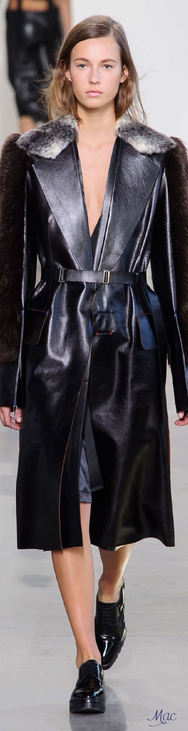 Fall 2016 Ready-to-Wear Calvin Klein Collection