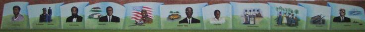 Local Black History - No. 23 on the Punta Gorda Historic Mural Tour