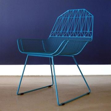 Blue Farmhouse Chair: Bend Seating: Farmhouse Chairs, Kitchens Chairs, Desks Chairs, Patio Furniture, Chairs Peacocks, Outdoor Chairs, Wire Chairs, Metals Chairs, Peacocks Blue