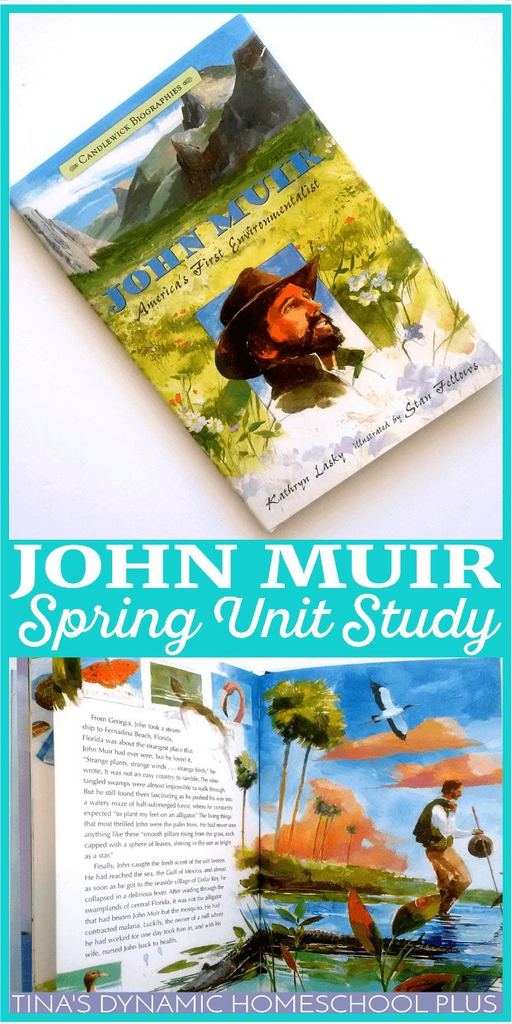 450 Best General Homeschooling Images On Pinterest Oops Stary Back Pack Get Free Easy Click Ladybird John Muir Spring Homeschool Unit Study Include All Of Your Children By Doing This