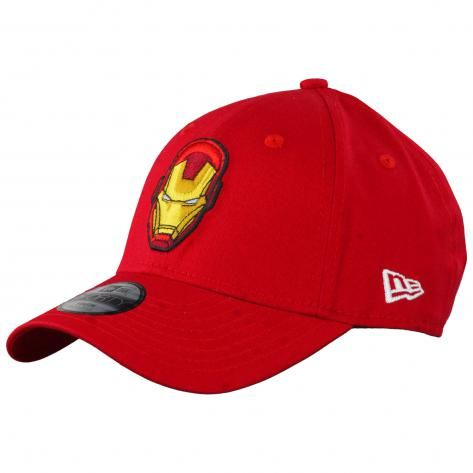 New Era Kinder Kappe 9FORTY Hero Essential Jr Iron Man #Kindermode #Junge #Bekleidung #Accessoires #Basecap #IronMan