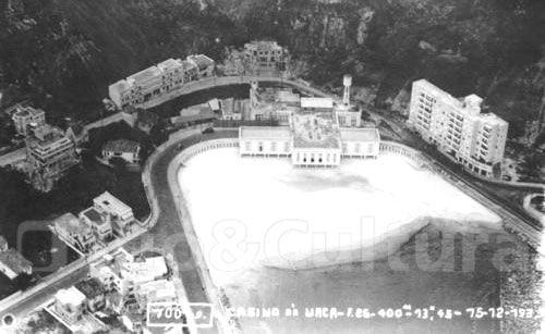 Cassino da Urca e Hotel Balneário da Urca - Rio de Janeiro