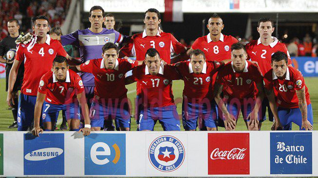 Chile National Football Team Profile http://fifaworld-cup.com/chile-national-football-team-profile/