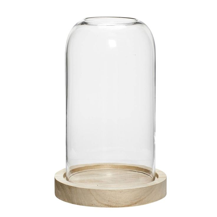 Hübsch glazen stolp - Der10 Design - Scandinavische woonaccessoires