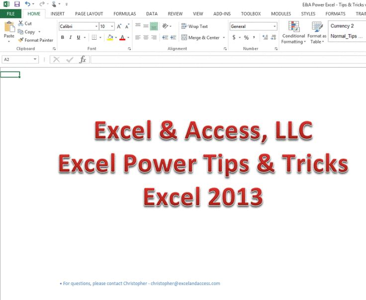 Excel Tips | Formulas | Learn Microsoft Excel | Spread ...
