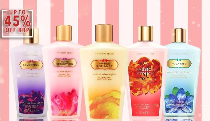 Bargain - Up to 45% OFF - Victoria`s Secrets @ NZ Sale