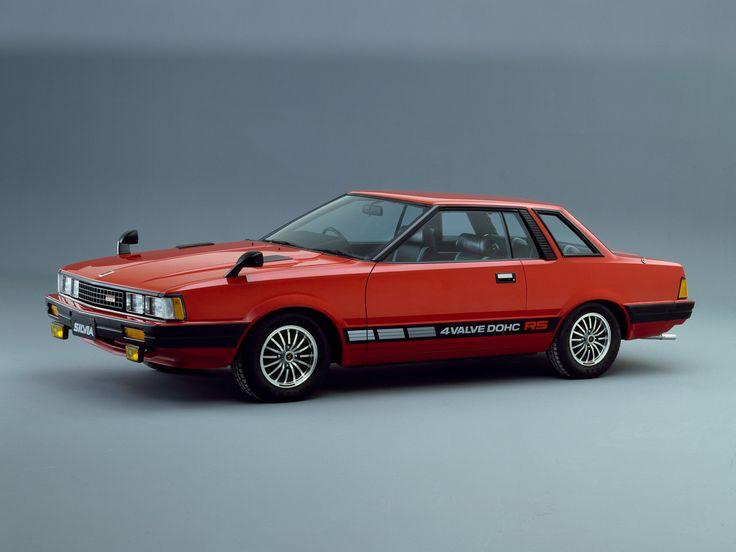 1982-83 Nissan Silvia RS