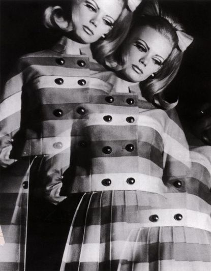Double Exposure: Double Exposure, 60 S, For Kids, Vintage, 1960S, Fashion Photography, 60S Fashion, French Rubartelli, Francorubartelli