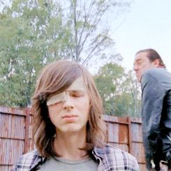 """S7E16   """"The First Day of the Rest of Your Life""""   The Walking Dead (AMC)"""