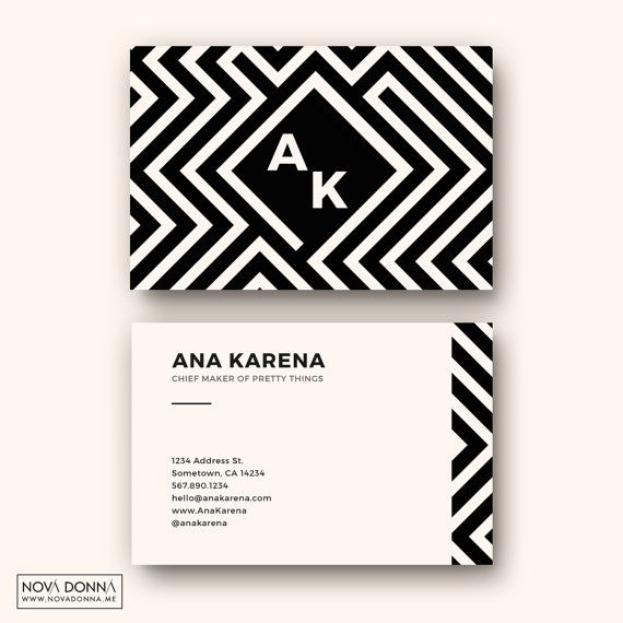 22 best business card template designs images on pinterest business card templates design customizable adobe photoshop format maze pattern african modern accmission Choice Image