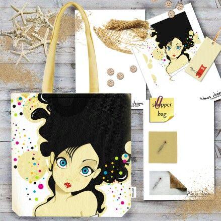 My shopperbag   #shopperbag #shopping #shoppingbag