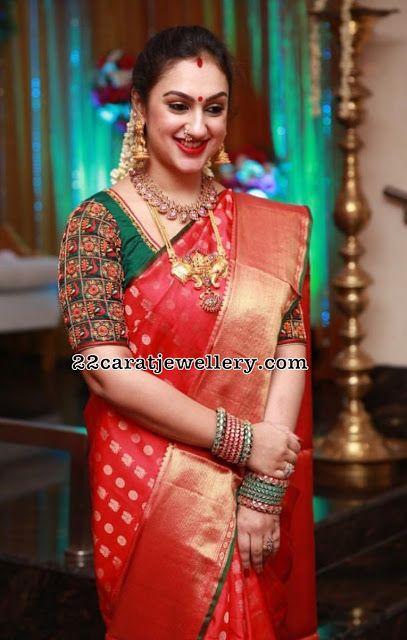 7d527fcd6364e Preeta Vijaykumar Mango Necklace