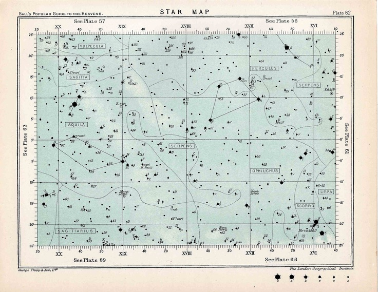 Best Constellations Images On   Maps Universe And