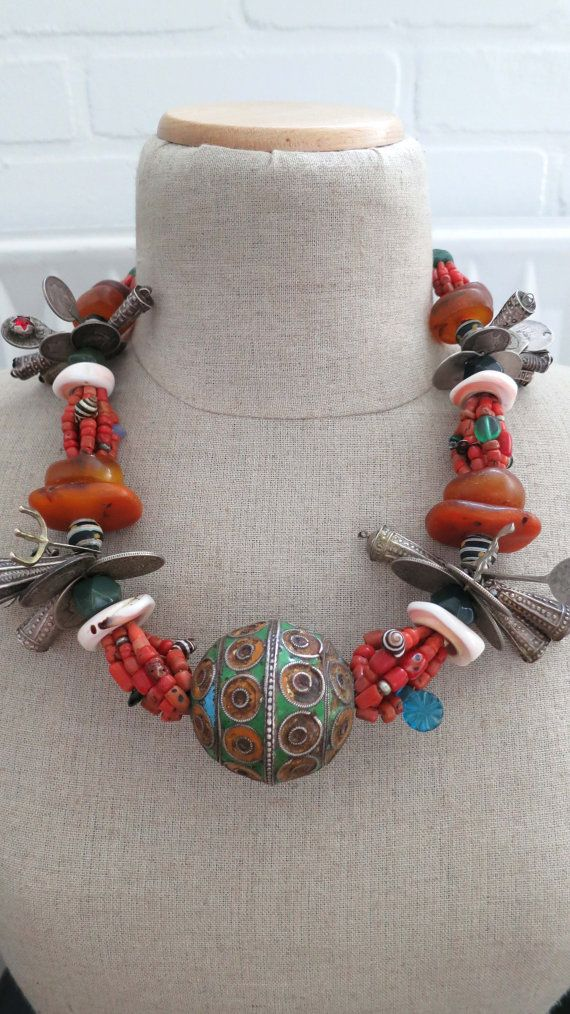 Hey, I found this really awesome Etsy listing at https://www.etsy.com/listing/289247435/vintage-original-moroccan-berber-jewelry