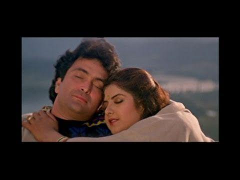 nice Payaliya Full Video Song | Deewana | Rishi Kapoor, Divya Bharti | Kumar Sanu, Alka Yagnik
