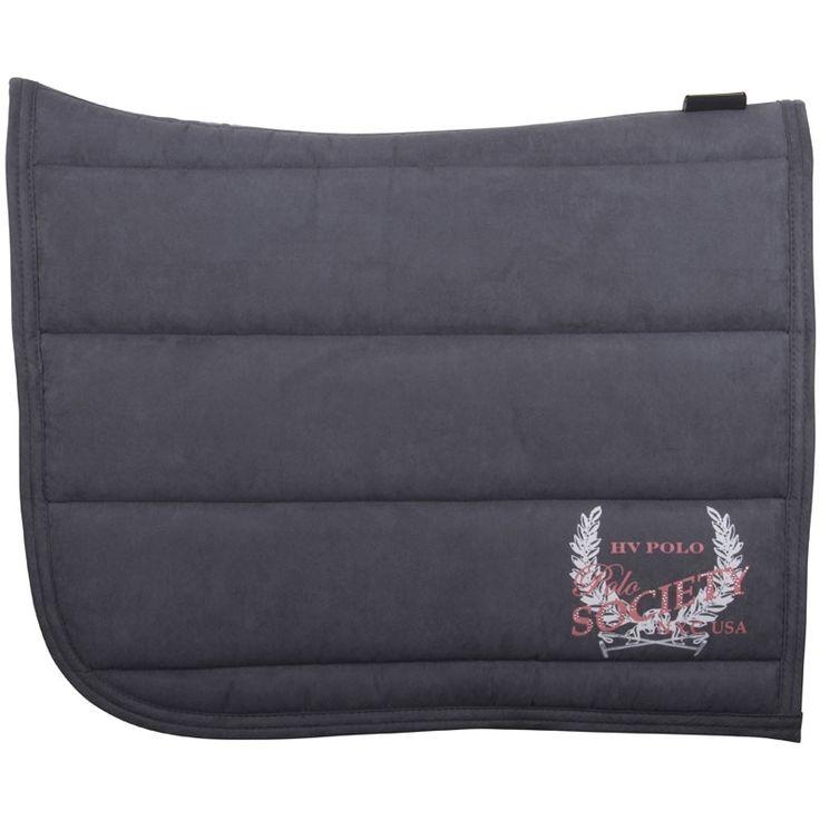 Größe : Warmblut Dressur Schabracke mit einer Längststeppung  atmungsaktive Unterseite  HV-Polo Logo auf der linken Seite  Material: 100% Baumwolle  maschinenwaschbar bei 30 Grad