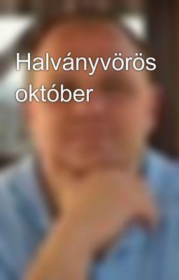 Halványvörös október