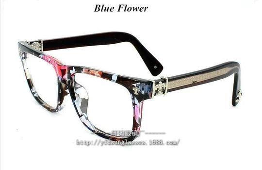 BOYEDA Mode Brillen für Männer Vintage Weiblich Grade Brille Brillengestell Co…