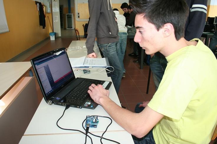 Filippo testa comunicazione con xBee