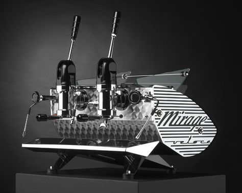 This should be in our house or any cafe we ever own. one of my top choices for espresso machine. And the interaction of hand pulled espresso is nice.