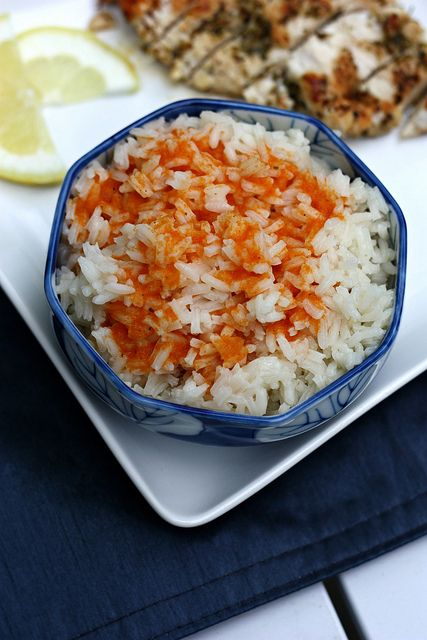 Red Sauce for Greek Rice Pilaf