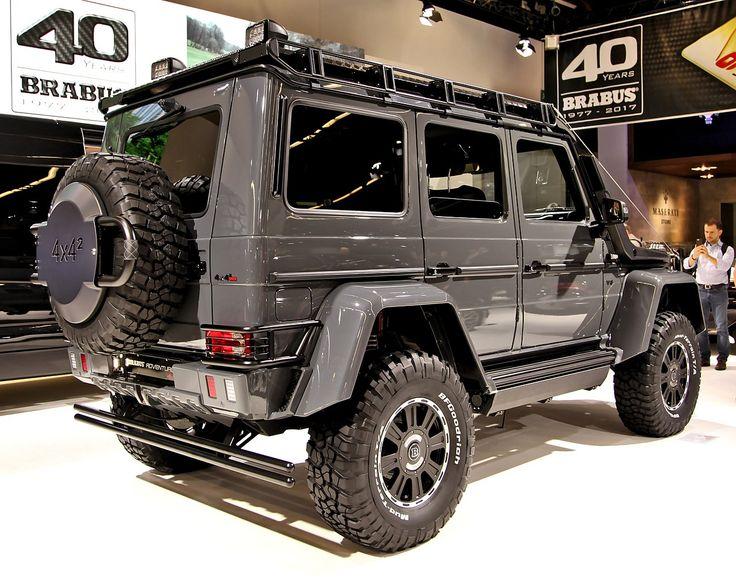 Brabus G Adventure 4×4^2 Back IMG 0544 – Mercedes-Benz G-Klasse – Wikipedia