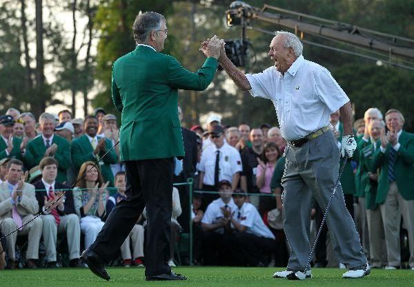 augusta national golf club chairman william porter payne