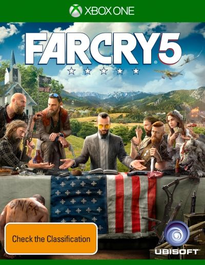 Far Cry 5 First Person Shooter, XBox One   Sanity