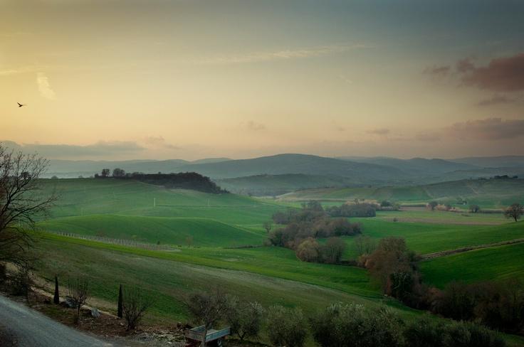 the amazing view from Wine Cellar's Balcony    la spettacolare vista dal terrazzo della Cantina