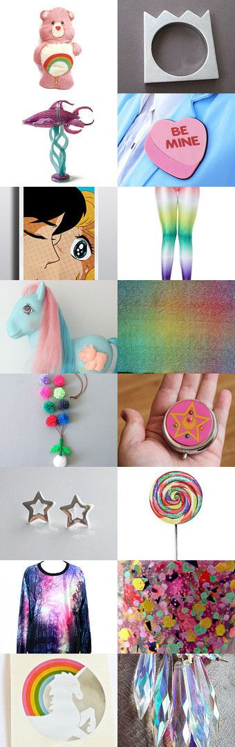 Unicorn Farts   #pink #girl #1980s #mylittlepony #toys #sweet #candy #rainbow #colorful #happy #carebears #star #unicorn