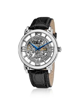 80% OFF Stuhrling Men's 165B.331554 Winchester Grand Silver Watch
