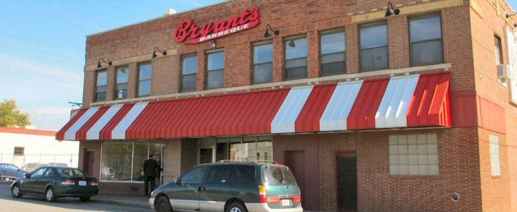 Arthur Bryant's Legendary Kansas City BBQ