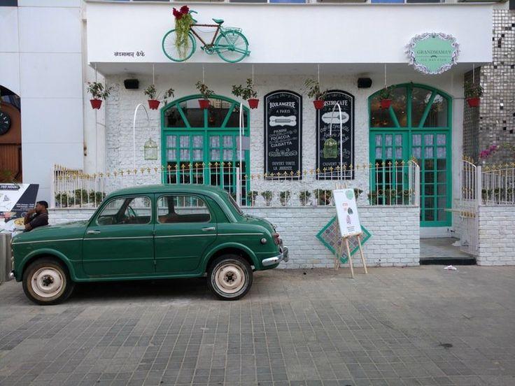 Image result for grandmama cafe