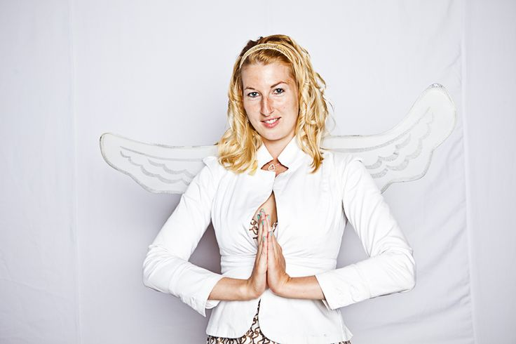 Rethink Romp 2010 | #angel #white #creative #inspiration #ideas #crimsonphotos | Photography By: Crimson Photos