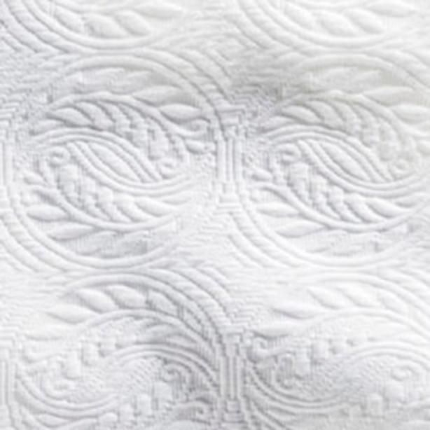 These gorgeous Egyptian Cotton Shower Curtains come in two luxurious designs that will enhance any bath.  Alyssa has a diamond design with        8 rows of stitching, and Vienna is a tailored curtain with an antique button design.                              100% Egyptian cotton                                  Sturdy metal grommets                                  Bottom hem weighted for smooth hanging                                  Soft, neutral colors              to complement any…
