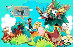my gif pokemon pokemon gif hoenn Skitty oras pokegraphic i miss doing more than just gifs from the anime :]