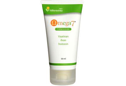 Terveystuotteet - Omega7 -tyrnivoide