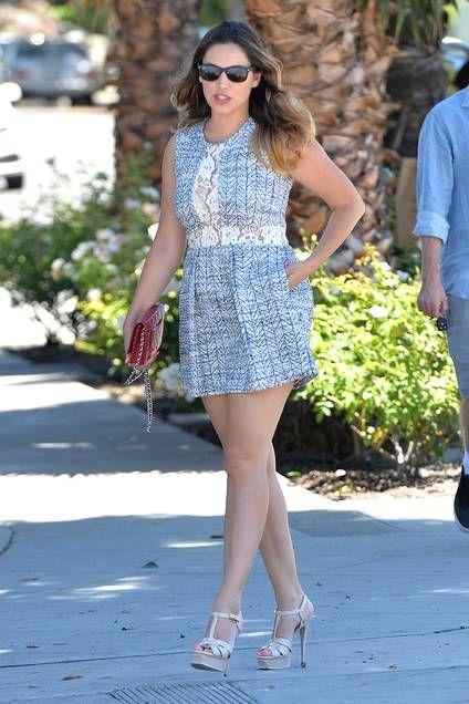 Kelly Brook, Megan Fox Jessica Biel, Georgia May Jagger och Taylor Swift i dagens look – vem har snyggast stil? | Red Carpet | The You Way | Aftonbladet