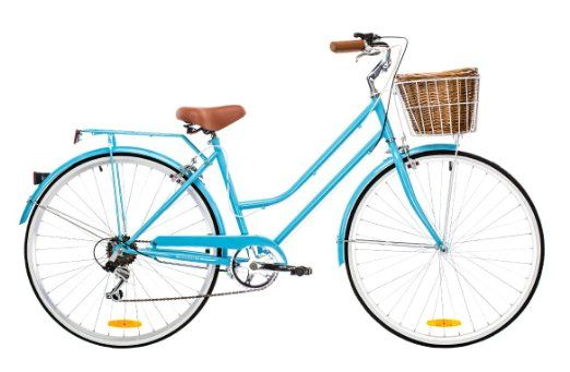 Amazon.com : Dutch Cycles Vintage Ladies 7-Speed Classic Cruiser Urban Bicycle - 7-Speed Shimano (Mint, Small) : Sports & Outdoors ths one is only $249!