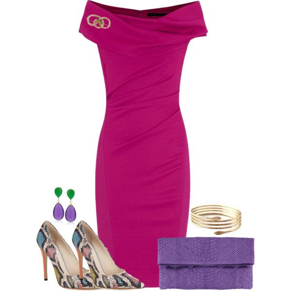 Fancy pumps 2 by tracy-gowen on Polyvore featuring moda, Donna Karan and Fendi