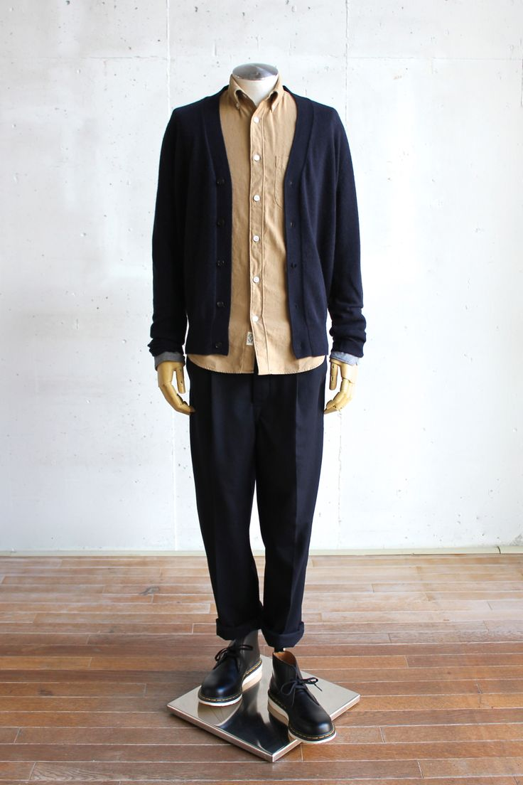 Suggestion of The Men's Winter Jacket Style vol.5