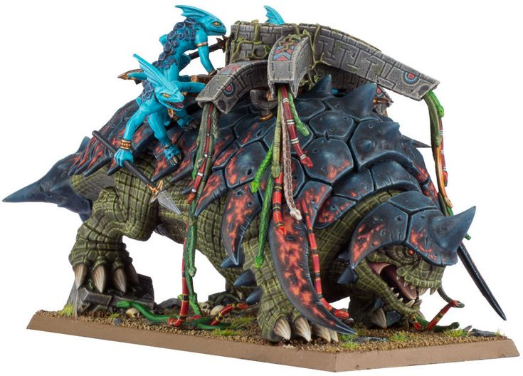 Lizardmen Bastiladon $60.00