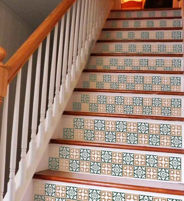 31 Brilliant Stairs Decals Ideas Inspiration: 45 Best Images About Off The Wall On Pinterest