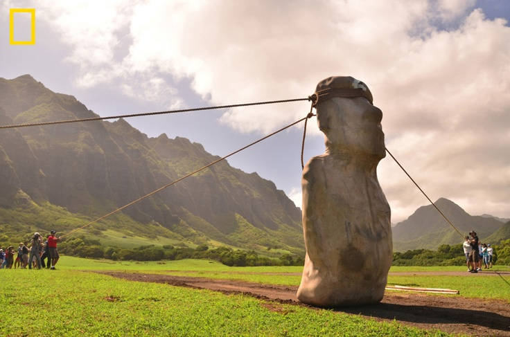 New Theory Explains How Easter Island Statues Were Moved