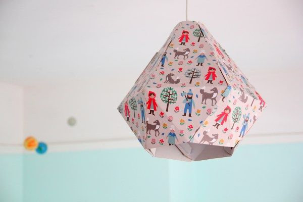 ikea lampshade hack by little button diaries 6