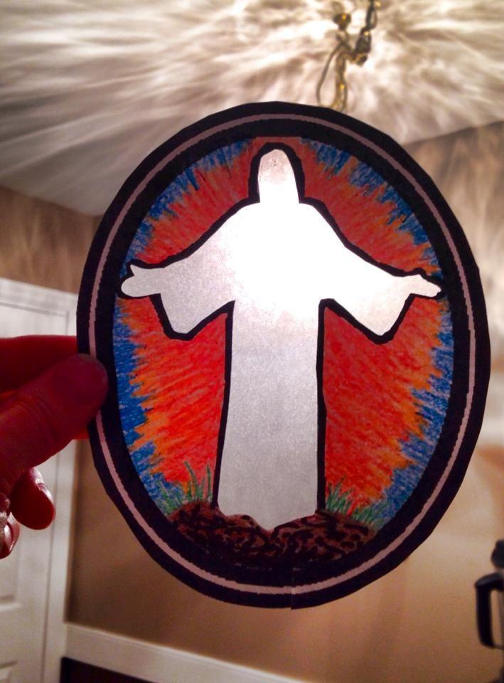 Transfiguration Crafts Sunday School